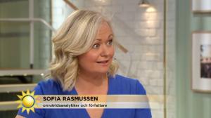 Sofia Rasmussen i TV4